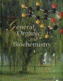 General, Organic, and Biochemistry