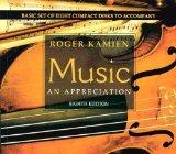 8-CD Basic set for use with Music: An Appreciation