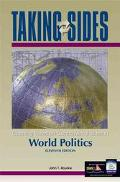 Taking Sides Clashing Views on Controversial Issues in World Politics