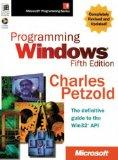 Programming Microsoft Windows