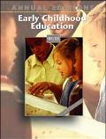 Early Childhood Education 04/05
