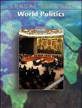 Annual Editions World Politics 04/05
