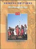 Annual Editions Anthropology 04/05