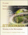 Strategy Core Concepts, Analytical Tools, and Readings