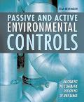 Passive and Active Environmental Controls Informing the Schematic Designing of Buildings
