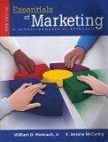 Essentials of Marketing: A Global-Managerial Approach (Mcgraw-Hill / Irwin Series in Marketing)