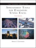 Spreadsheet Tools for Engineers using Excel (McGraw-Hill's Best: Basic Engineering Series an...