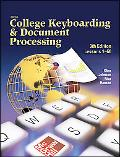 Gregg College Keyboarding & Document Processing (Gdp), Take Home Version, Kit 1 for Word 200...