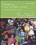 Elementary Classroom Management Lessons from Research And Practice