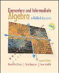 Mp Elementary And Intermediate Algebra a Unified Approach W/ Mathzone