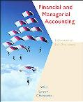 Financial And Managerial Accounting With Krispy Kreme Annual Report/net Tutor/power Web/topi...