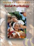 Social Psychology 05/06