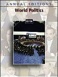 Annual Editions World Politics 05/06