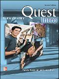 Quest Intro : Reading and Writing Std. Book - Blass - Paperback