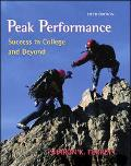 Peak Performance Success in College And Beyond With Online Access Card