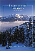 Environmental Economics An Introduction