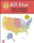 All-Star - Book 1 (Beginning) - USA Post-Test Study Guide