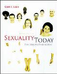 Sexuality Today The Human Perspective