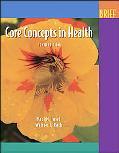 Core Concepts in Health Brief