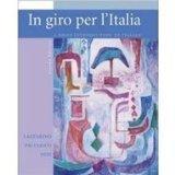 Student Audio CD Program to accompany In giro per l'Italia