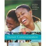 HUMAN COMMUNICATION-W/CD GUIDE