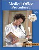 Medical Office Procedures with Data Disks and Projects CD-ROM