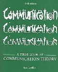 First Look at Communication Theory