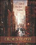 Criminology With Powerweb