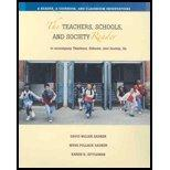 Teachers, Schools,+Society Rdr-CD (software only)
