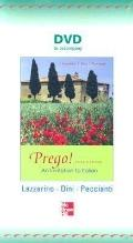 Video on Cd to Accompany Prego! an Invitation to Italian