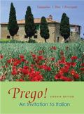 Prego! An Invitation to Italian