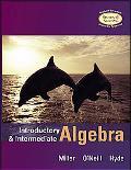 Algebra + Mathzone Introductory & Intermediate