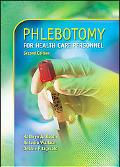 Phlebotomy for Health Care Personnel W/Student CD-ROM