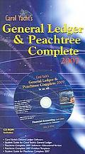 Carol Yacht's General Ledger and Peachtree Complete 2007 to accompany Financial Accounting 4e
