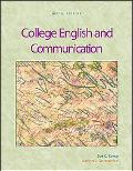 College English and Communication with Olc Premium Content Card