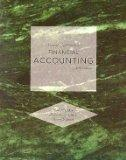 Student Supplement to Financial Accounting 5th Edition