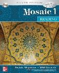 Mosaic 1: Reading - with CD Silver Edition