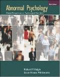 Abnormal Psychology - with 2 Mindmaps CDs