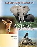 Laboratory Studies in Animal Diversity 5 Edition