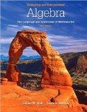 Beginning and Intermediate Algebra : The Language and Symbolism of Mathematics