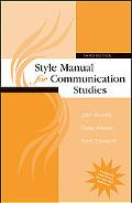 Style Manual for Communication Studies