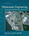 Wastewater Engineering Treatment and R