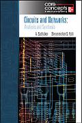 Circuits And Networks Analysis And Synthesis