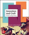 Invention and Craft : A Guide to College Writing