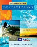 Destinations: An Integrated Approach to Writing Paragraphs and Essays, Updated Edition