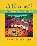 Sabas que...?:  Beginning Spanish