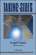 Clashing Views on Legal Issues