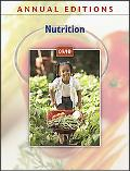 Annual Editions: Nutrition 09/10