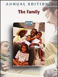Annual Editions the Family 07/08