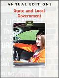 Annual Editions: State and Local Government, 14/e